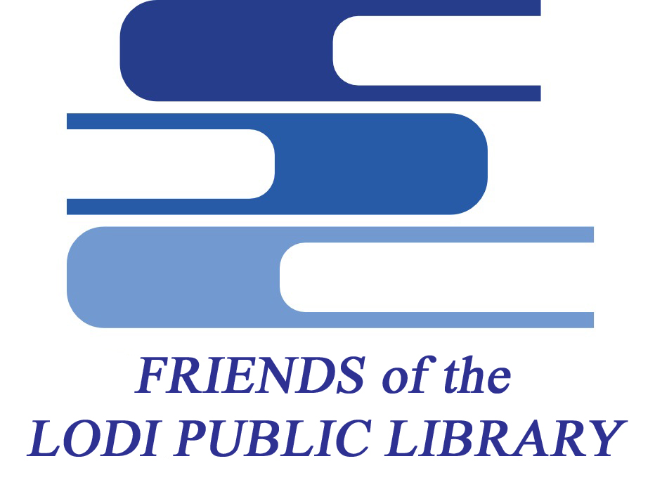 Friends of the Lodi Public Library logo