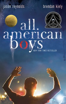 All American Boys by Jason Reynolds and Brendan Kiely