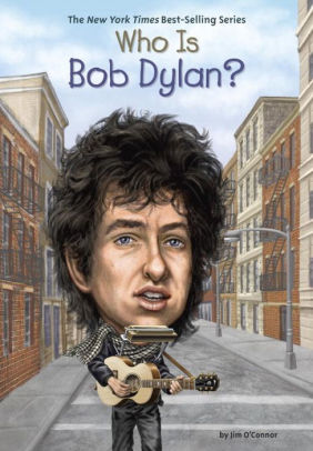 cover of Who Is Bob Dylan? by Jim O'Connor