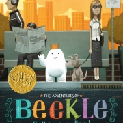 Book cover of The Adventures of Beekle by Dan Santat