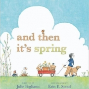 Book cover of And Then It's Spring