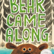 Book cover of Bear Came Along