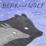 Book cover of Bear and Wolf
