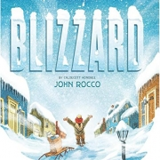 Book cover of  Blizzard by John Rocco