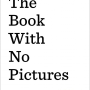 Book cover of The Book with no Pictures by B.J. Novak