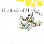 Book cover of The Book of Mistakes by Corrina Luyken