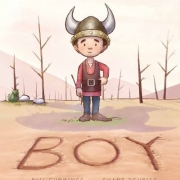 Book cover of Boy by Phil Cummings