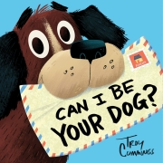 Book cover of Can I Be Your Dog? by Troy Cummings