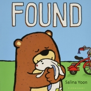 Book cover of Found by Salina Yoon