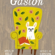 Book cover of Gaston by Kelly DiPucchio