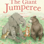 Book cover of The Giant Jumperee by Julia Donaldson