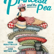 Book cover of La Princesa and the Pea