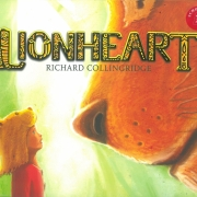 Book cover of Lionheart by Richard Collingridge