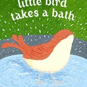 Book cover of Little Bird Takes a Bath by Marisabina Russo