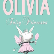 Book cover of Oliva adn the Fairy Princesses