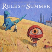 Book cover of Rules of Summer by Shaun Tan