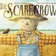 Book cover of The Scarecrow by Beth Ferry
