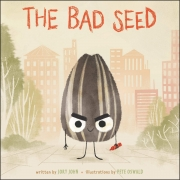 Book cover of The Bad Seed