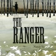 Book cover of The Ranger by Nancy Vo