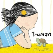 Book cover of Truman by Jean Reidy