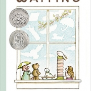 Book cover of Waiting by Kevin Henkes