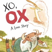 Book cover of XO, Ox: A Love Story by Adam Rex