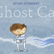 Book cover of Ghost Cat by Kevan Atteberry