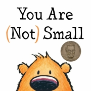 Book cover of You Are (Not) Small