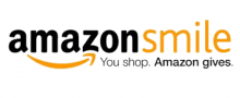 AmazonSmile logo - you shop, Amazon gives