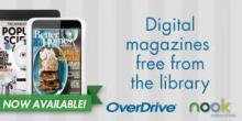 digital magazines free from the library
