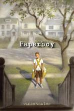 cover image of book paperboy