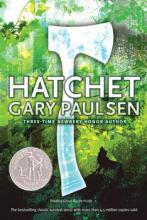 cover of Hatchet by Gary Paulsen